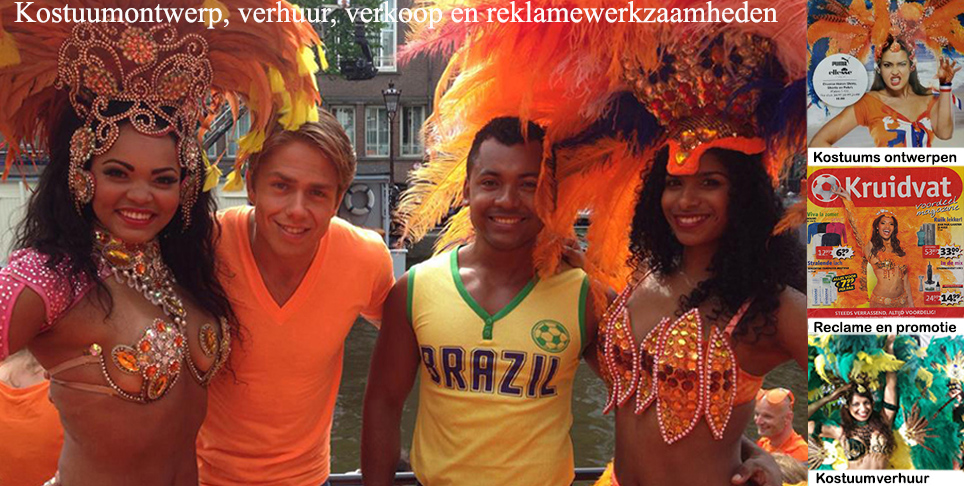 Danseressen Samba Shows